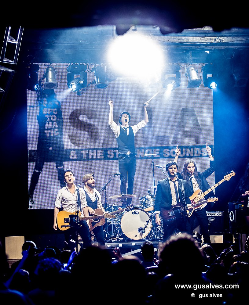 Sala & The Strange Sounds